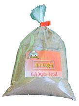 Sandsäckchen zum Goldwaschen für Kinder an Goldwaschanlage