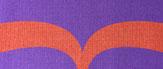紫 × あか