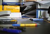 Nie mehr Stapel - gut organisiert im Büro