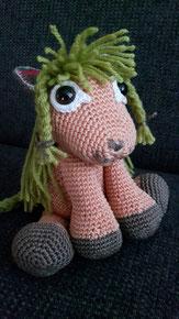 kadoartikelen knuffel paard paarden dekjes oornetjes