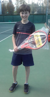 Ganador raqueta Volk -            Fran Pina