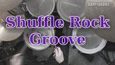 Shuffle Rock Groove, schlagzeug, Deep Purple Style