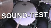 Evans Power Center (Reverse Dot) Snare-Schlagfell Sound-Test und Erfahrungen