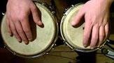 Bongos lernen, Funk-Rock-Variationen