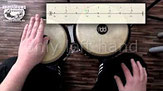 Martillio Bongo Groove lernen