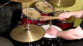 Basic Reggae Drum Groove