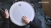 Bassdrum stimmen - Happydrums (deutsch)