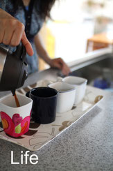 KitoBitoキッチンでの生活を訪ねて 山桜のキッチン編