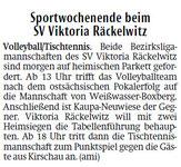 Sächsische Zeitung 30.10.2015