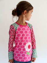 Langarmshirt Dutch Love Hamburger Liebe - Designed by Lumpenprinzessin