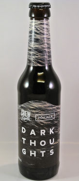 Collaboration Bier von Crew Republic und Pohjala aus Estland: Dark Thoughts