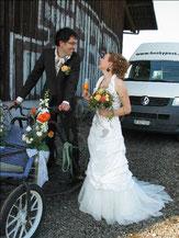 Wässern der Braut