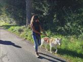 Noemi und ich