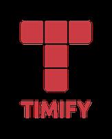 Logo Timify dans article de blogue de l'Académie des Autonomes sur logiciels de prise de rendez-vous en ligne pour travailleurs autonomes