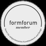 formforumSchweizer Verein für Zeitgenössisches Kunsthandwerk und Design