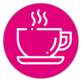 Icône tasse de café