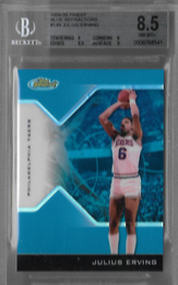 JULIUS ERVING / Blue Refractor - No. 149  (#d 3/50)