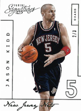 JASON KIDD / Green Version - No. 260  (#d 2/3)