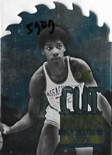 JULIUS ERVING / Cut Above - No. 8 of 25