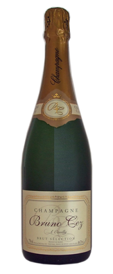 Champagne Bruno Cez. BRUT Sélection