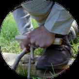 Geschichte des Feuermachen - Feuerbohren - Feuermachen - Bowdrill - Handdrill