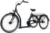 Dreirad für Erwachsene mit Elektromotor