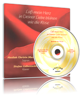 Aeoliah Christa Muckenheim - Rosengesänge CD