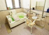 各ユニット浴室(パンジー浴)