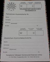Volkssportabzeichen Ö - univ.