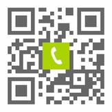 Telefonnummer der Zahnarztpraxis Dr. Wolfgang Standhartinger in Memmingen. Einfach scannen und anrufen!