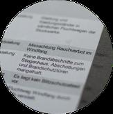 Schulungen und Ausbildungen bekommen Sie bei der IM Brandschutz GmbH - somit können Sie die Sicherheit Ihres Unternehmens erhöhen!
