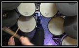 Schlagzeug: Tempo-Training für Rhythmen