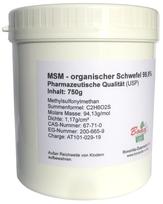 MSM, organischer Schwefel, Gelenksschmerzen, MSM kaufen, MSM bestellen