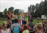 Klasse 6 zu Besuch beim Burgenlandbahnfest