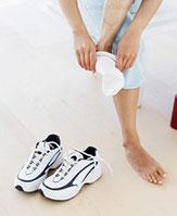 La importancia de poner calcetines