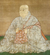 後白河法皇画像。京都・神護寺蔵