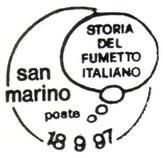 Annullo Storia del fumetto italiano