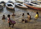 Varanasi, Foto:Claudia Becker