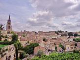 Saint-Emilion et Spiruline