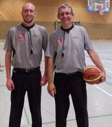 Tom Christopher Hallfell und Rainer Papke