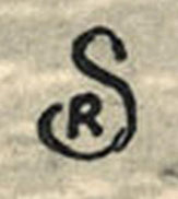 Характерный логотип на фотографиях Зонненбурга