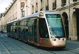 Tramway Orléans première ligne