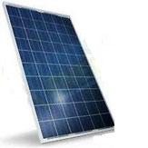 Solarstrom von der Sonne zapften?