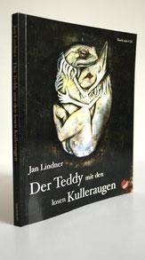 """Cover zu Jan Lindners """"Der Teddy mit den losen Kulleraugen"""" mit Link zu Amazon"""