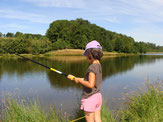 Lac du Tolerme pêche-Truites-sandres-brochets...