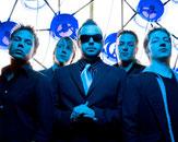 Keine Bluesband – aber mit Blues in der Musik: Blue October (Foto: KF/Hammerl)