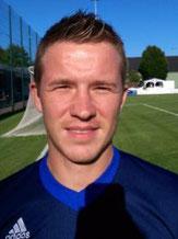 Stefan Rupprecht erzielte beide Tore gegen den GVO