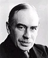 """Langfristig sind wir alle tot"", sagte John Maynard Keynes."