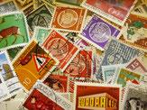 Briefmarkenankauf