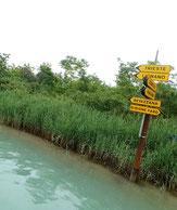 Die schönsten Stand up paddel Touren in Österreich,  Sup in Lignano, stand up paddeln in Lignano